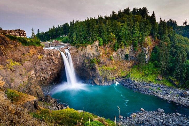 Snoqualmie Falls- Washington