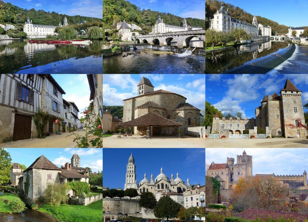 Dordogne, Brantome, St Jean de Cole, Perigueux