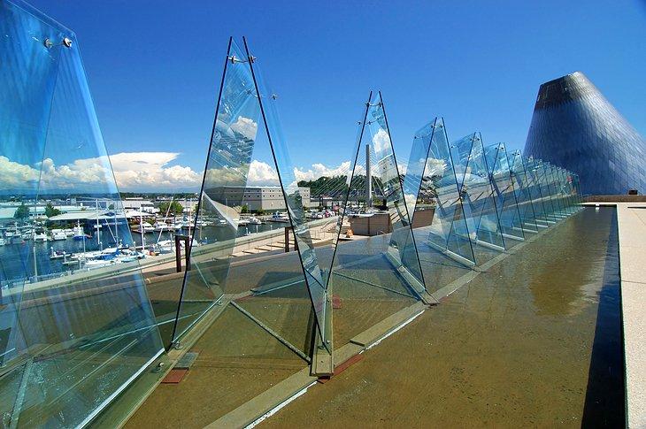 Glass Bridge Tacoma